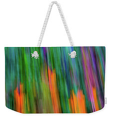 Blurred #2 Weekender Tote Bag