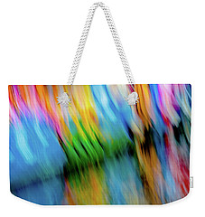 Blurred #5 Weekender Tote Bag
