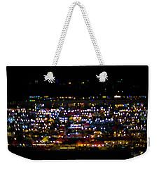 Blurred City Lights  Weekender Tote Bag