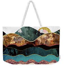 Blush Moon Weekender Tote Bag by Katherine Smit