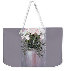 Blush - Original Artwork Weekender Tote Bag