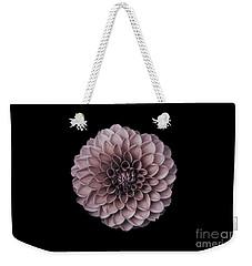 Blushing Dahlia  Weekender Tote Bag