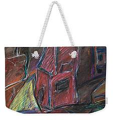Bluster Weekender Tote Bag