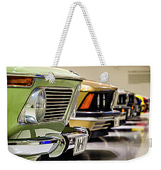 Bmw Evolution Weekender Tote Bag