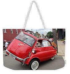 Bmw Izetta Weekender Tote Bag