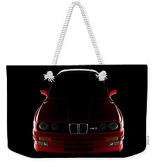 Bmw M3 E30 - Front View Weekender Tote Bag