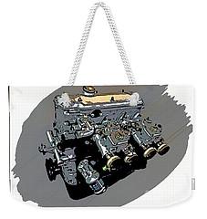 Bmw Motor 2002 Weekender Tote Bag
