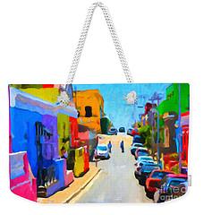 Bo-kaap Weekender Tote Bag