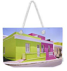 Bo Kaap Color Weekender Tote Bag by Shaun Higson