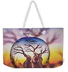 Boabob Tree Weekender Tote Bag