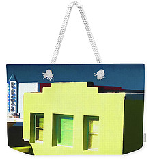 Boardwalk Carolina Beach Weekender Tote Bag