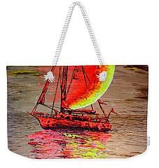 Boat #2 Weekender Tote Bag by Viktor Lazarev