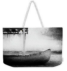 Boat Weekender Tote Bag by Celso Bressan