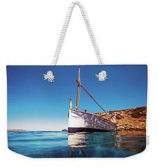 Boat II Weekender Tote Bag