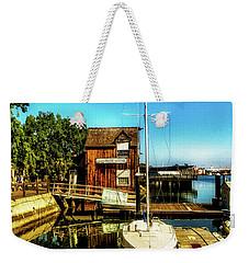 Boat Landing P O C Weekender Tote Bag