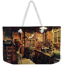Boat Repair Shop Weekender Tote Bag