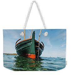 Boat Vi Weekender Tote Bag