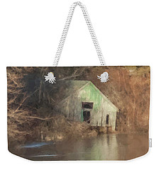 Boathouse On Solstice Weekender Tote Bag