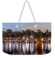 Boathouse Row Lftc Weekender Tote Bag