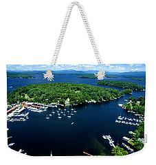 Boating Season Weekender Tote Bag