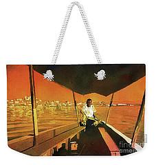 Boatman Guatemala Weekender Tote Bag by Ryan Fox