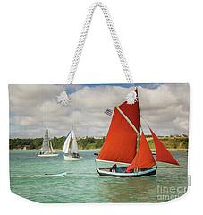 Boatshow Weekender Tote Bag