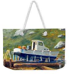 Boatyard II Weekender Tote Bag