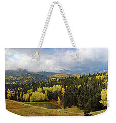 Bobcat Vista Weekender Tote Bag