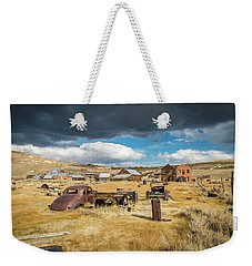 Bodie California Weekender Tote Bag