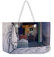 Bodie House Of Ill Repute Weekender Tote Bag by Amelia Racca