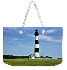 Bodie Island Lighthouse - Outer Banks Weekender Tote Bag