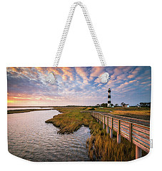 Bodie Island Lighthouse Outer Banks North Carolina Obx Nc Weekender Tote Bag