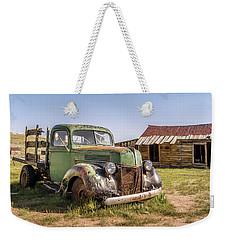 Bodie Pickup Truck Weekender Tote Bag