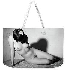 Body #1368 Weekender Tote Bag