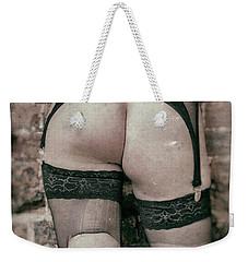 Body #3679 Weekender Tote Bag by Andrey Godyaykin
