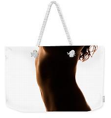 Bodyscape 185 Weekender Tote Bag