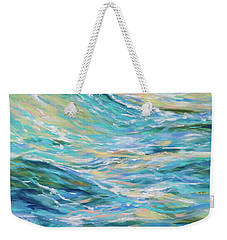 Bodysurfing North Weekender Tote Bag