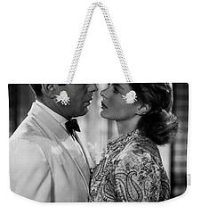Bogart And Bergman Eternal Weekender Tote Bag
