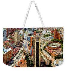 Bogota Colombia Weekender Tote Bag