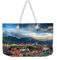 Bogota Weekender Tote Bag