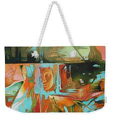 Bohemian Mix Weekender Tote Bag
