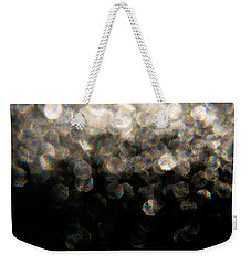 Weekender Tote Bag featuring the photograph Bokeh Cloud by Greg Collins