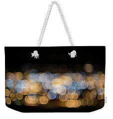 Weekender Tote Bag featuring the photograph Bokeh  by Jingjits Photography