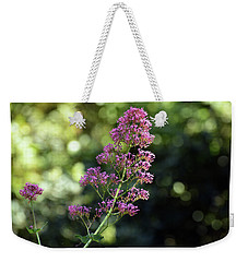 Bokeh Of Anacapri Flower Weekender Tote Bag
