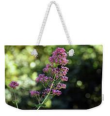 Bokeh Of Anacapri Flower Weekender Tote Bag