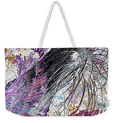 Bold And Beautiful Weekender Tote Bag