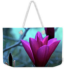 Bold Delicacy Weekender Tote Bag