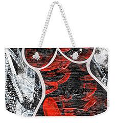 Bold Weekender Tote Bag