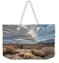 Bold View Weekender Tote Bag by Alice Cahill
