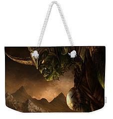 Bolg The Goblin King Weekender Tote Bag